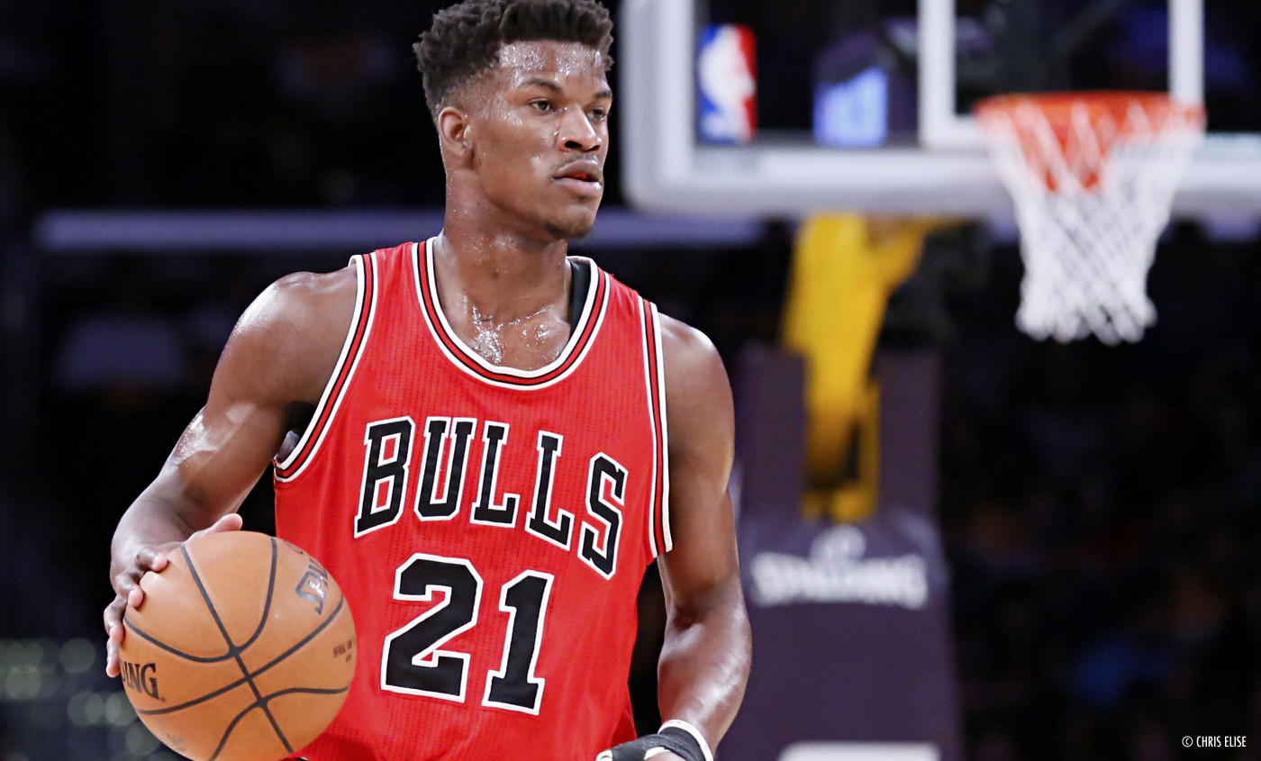 Jimmy Butler flanque 40 points contre les Lakers