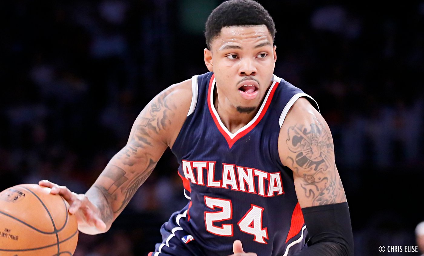 Kent Bazemore indispensable et prolongé par Atlanta ?