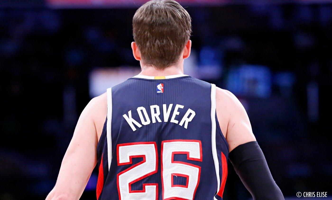 Kyle Korver réagit à son arrivée à Cleveland