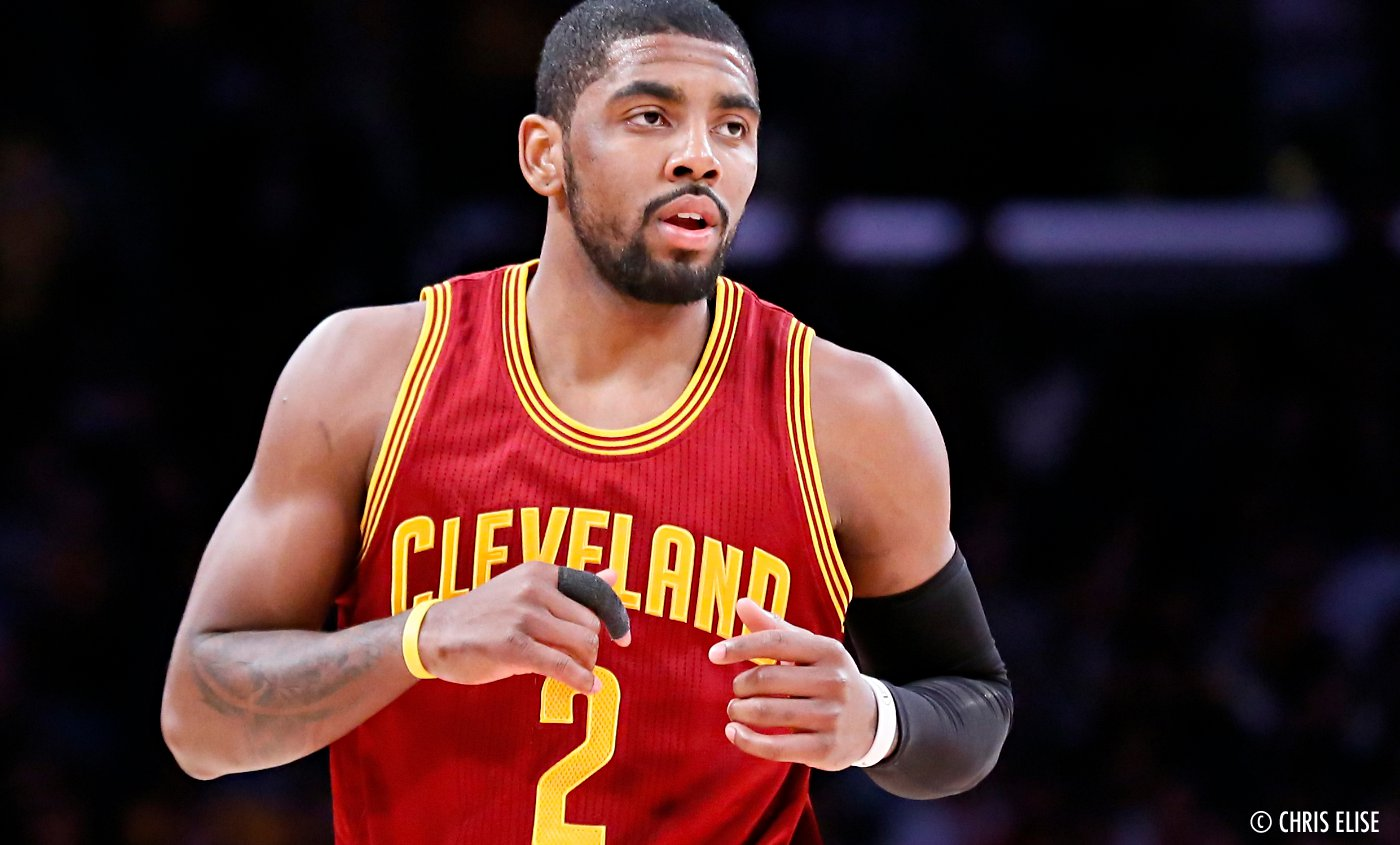 Finale de Conf : Kyrie Irving incertain pour le Game 1
