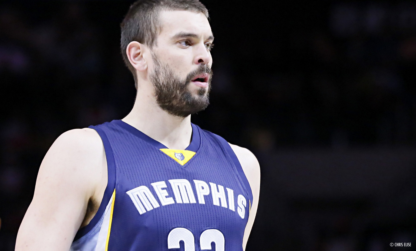 Marc Gasol continue son chantier face à Philly