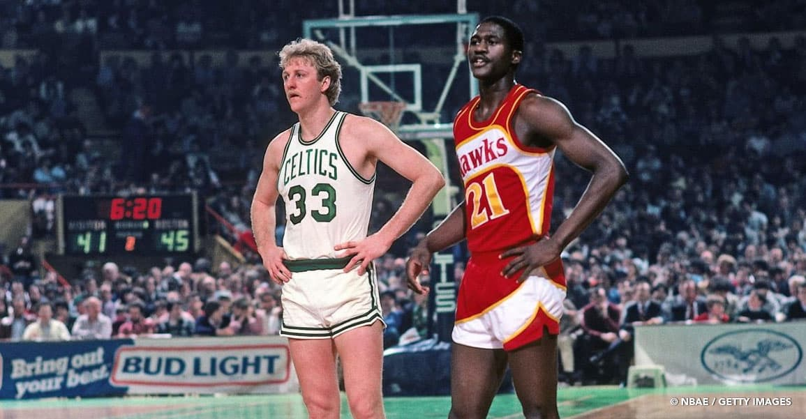 Larry Bird vs Do Wilkins, playoffs 1988, Game 7 : un duel pour l'Histoire
