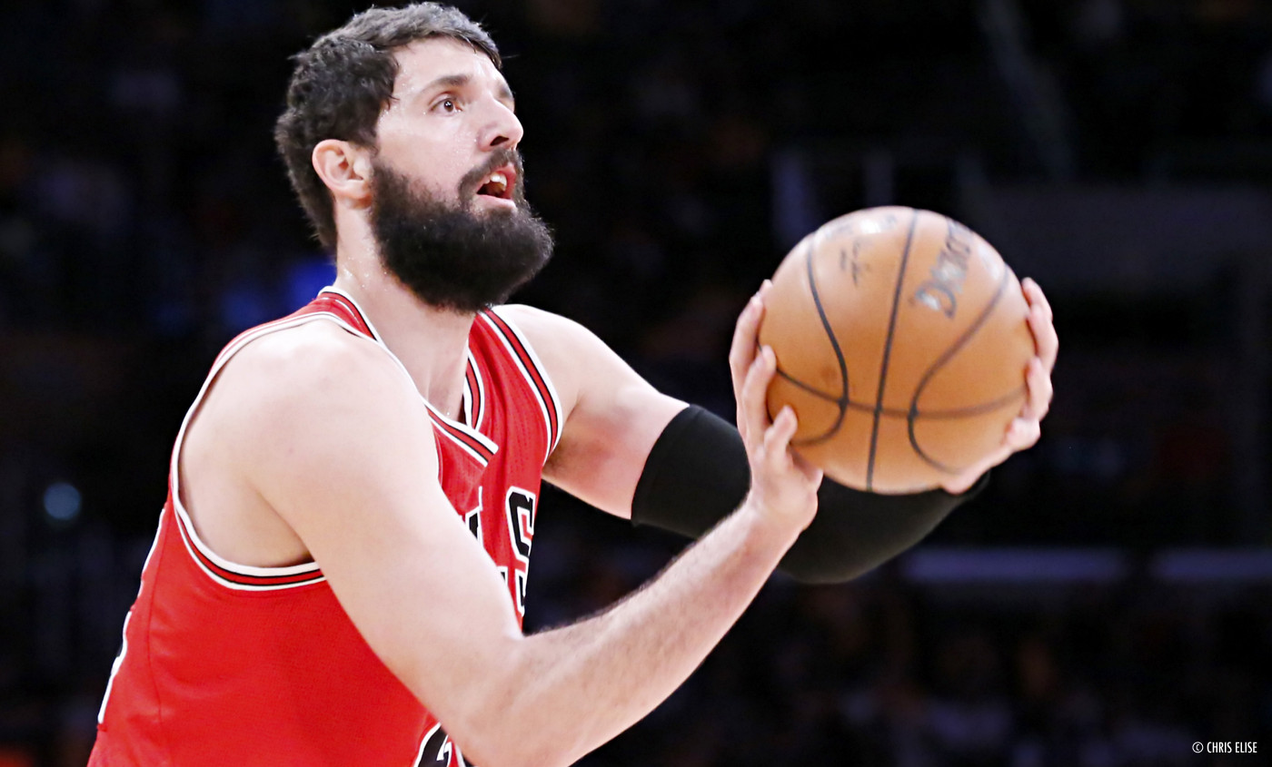 Chicago voudrait se débarrasser de Nikola Mirotic