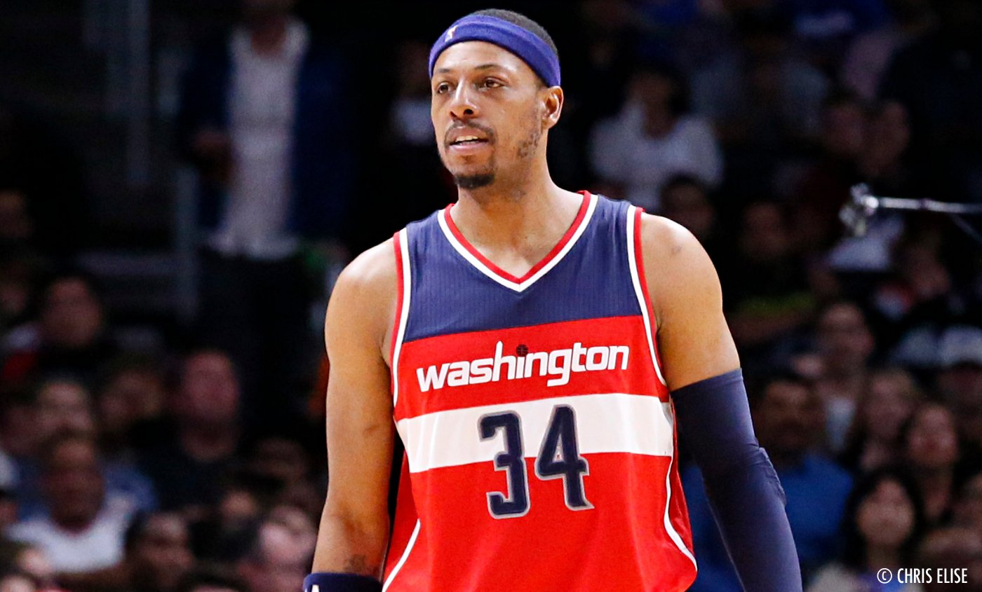 Paul Pierce va retrouver Doc Rivers aux Clippers !