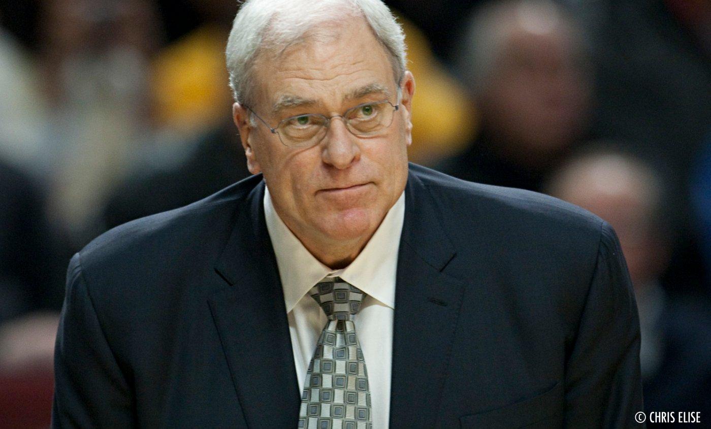Phil Jackson coach des Knicks à mi-temps l'an prochain et aux Lakers ensuite ?