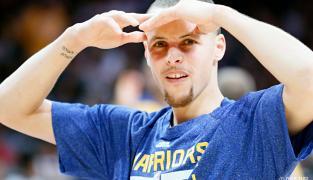 Ça y est, Stephen Curry a marqué plus de points que son père en NBA !