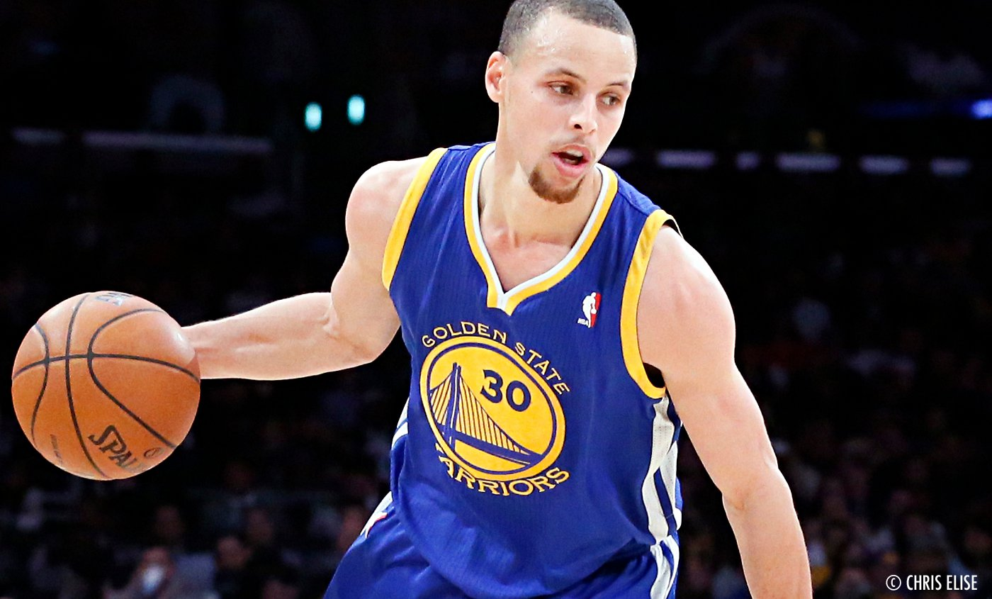 45 points sur un QT, record NBA égalé pour les Warriors