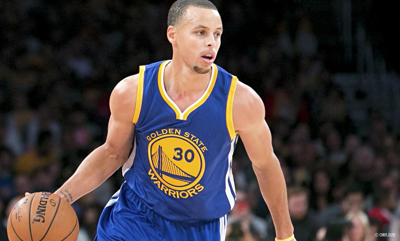 Stephen Curry et JaVale McGee mènent le comeback des Warriors