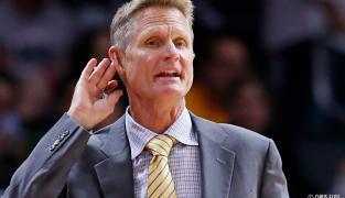 Steve Kerr réagit au «lancer de soupe» de JR Smith