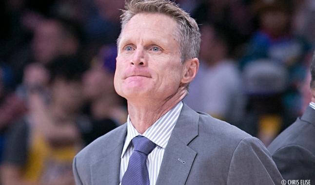 Steve Kerr ne s'inquiète pas pour Kevin Durant