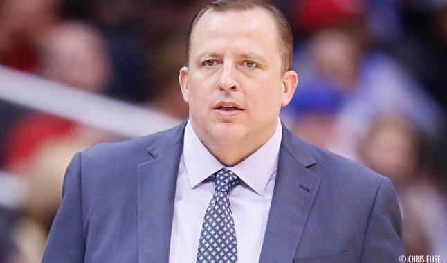 Tom Thibodeau fait-il capoter le trade de Jimmy Butler ?