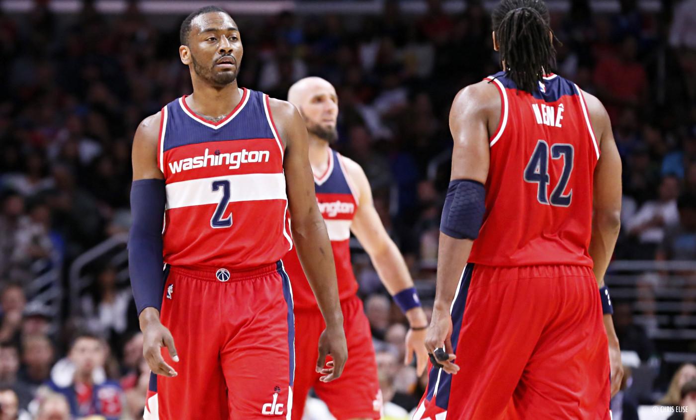 Les Wizards pensent que les Warriors leur ont manqué de respect