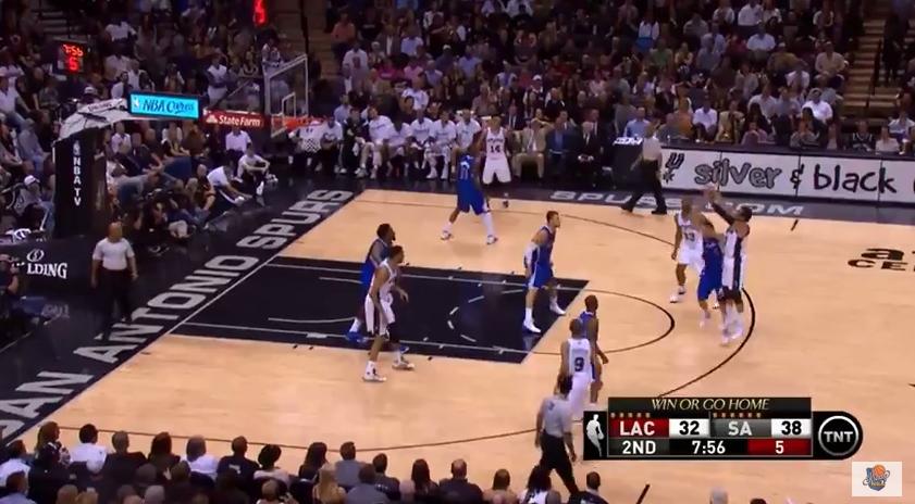 23 pts en 22 min : Marco Belinelli en feu face aux Clippers