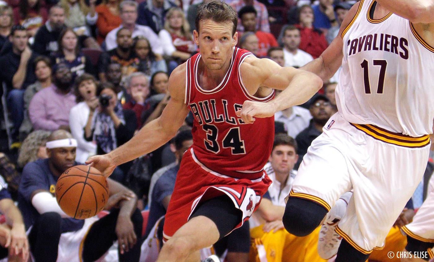 Finalement, Mike Dunleavy Jr. va rester aux Bulls