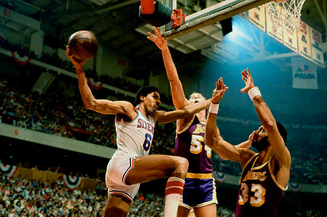 Il y a 40 ans, Julius Erving sortait « The Move »
