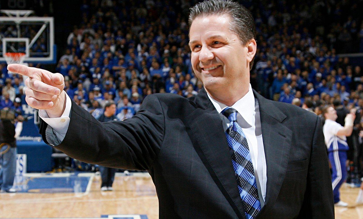 Convoité par UCLA, John Calipari signe un contrat à vie avec Kentucky