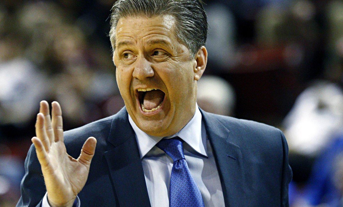 John Calipari, un invité surprise dans la danse des coaches NBA?
