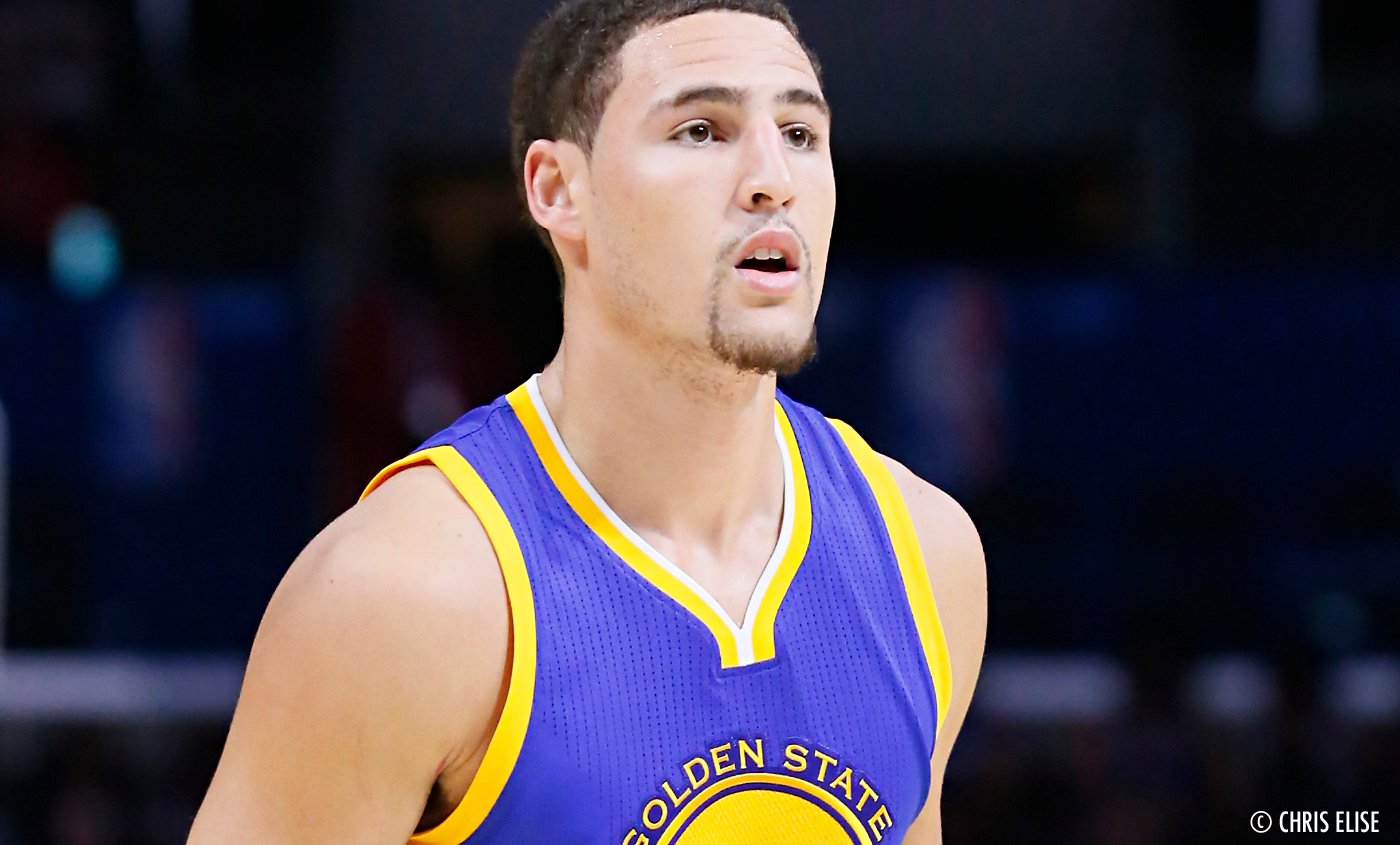 La stat la plus folle sur la performance dingue de Klay Thompson