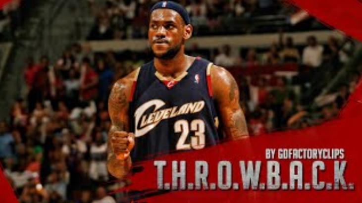 Vintage (31/05/07) : LeBron James détruit les Pistons !