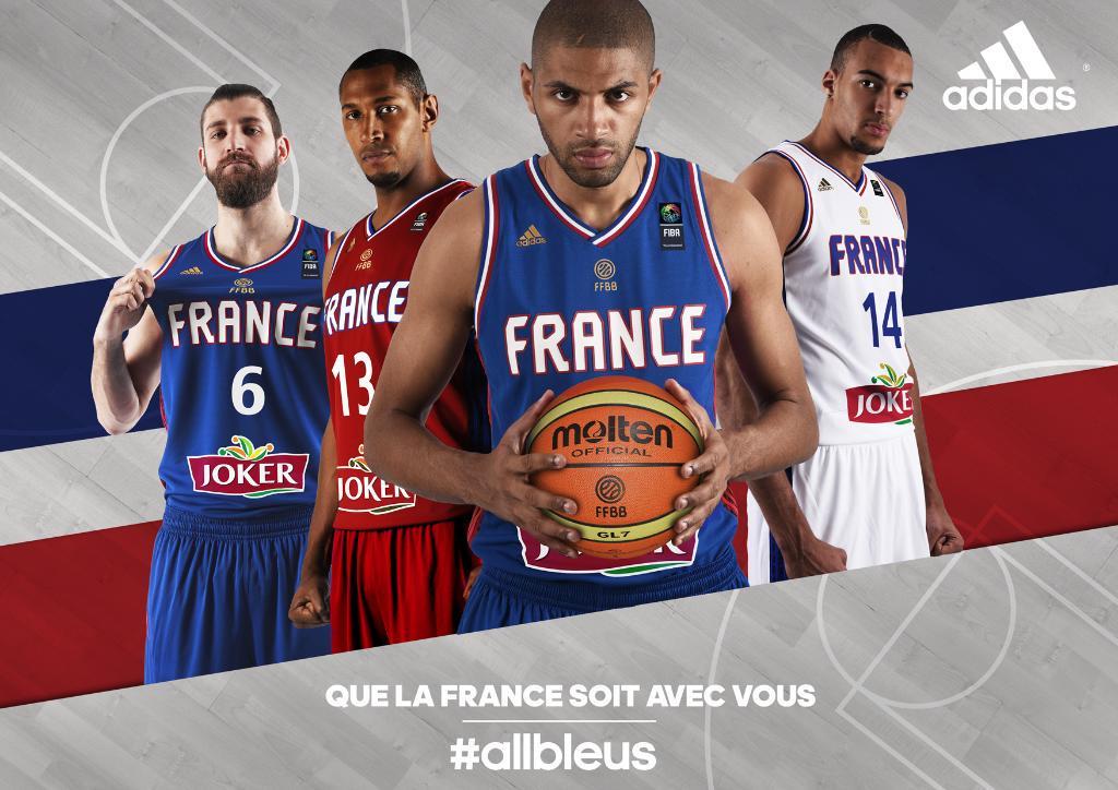 Les maillots de l'équipe de France pour l'Euro dévoilés !