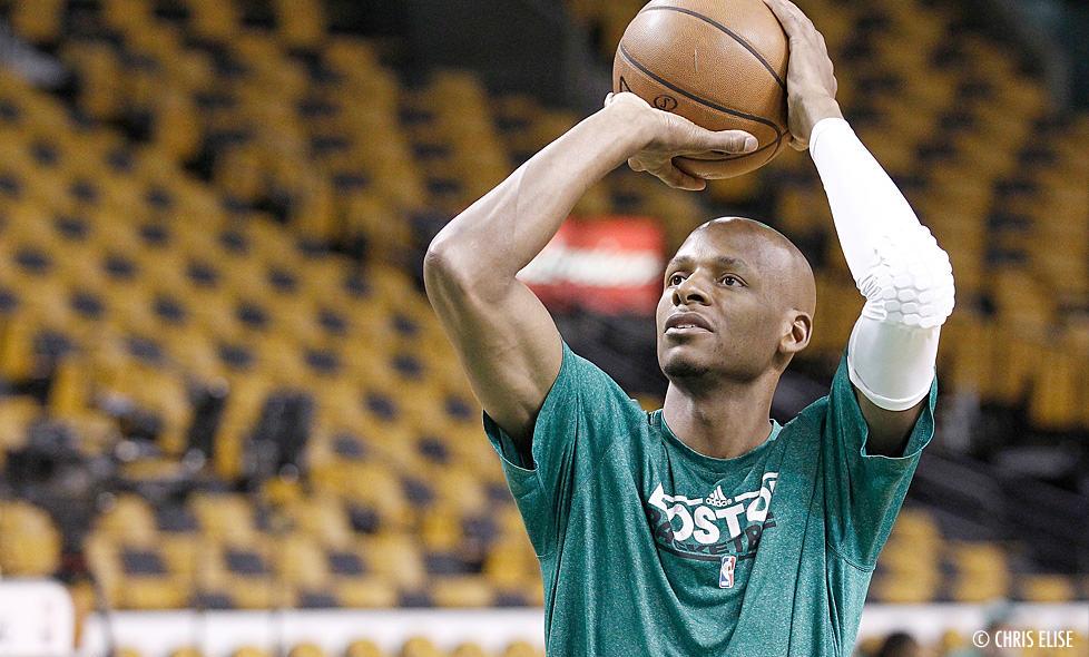 Les Celtics vont inviter Ray Allen pour fêter les 10 ans du titre