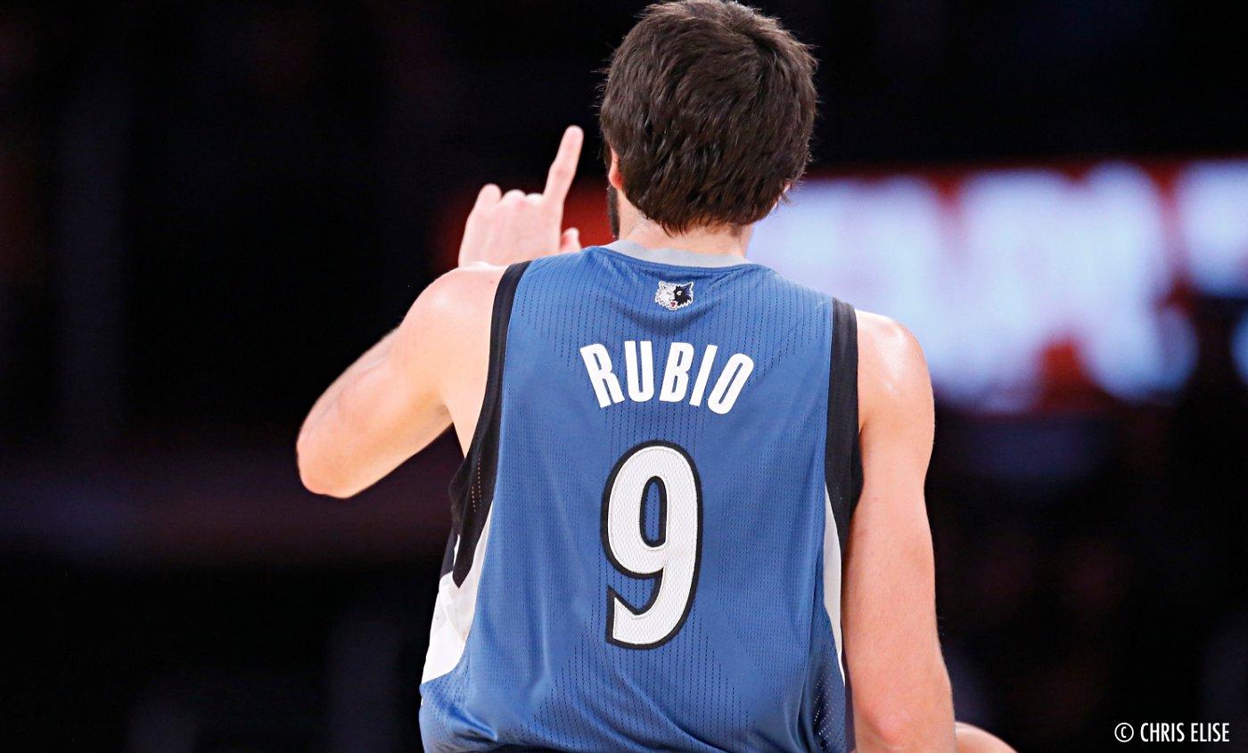 Les Wolves auraient proposé Ricky Rubio aux Bucks