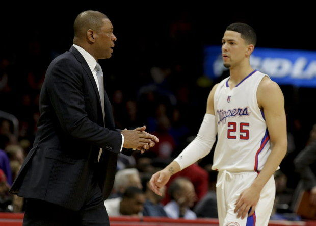 Doc Rivers Austin Rivers