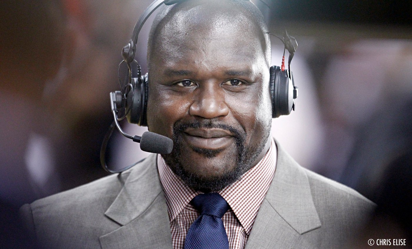 Shaquille O'Neal :