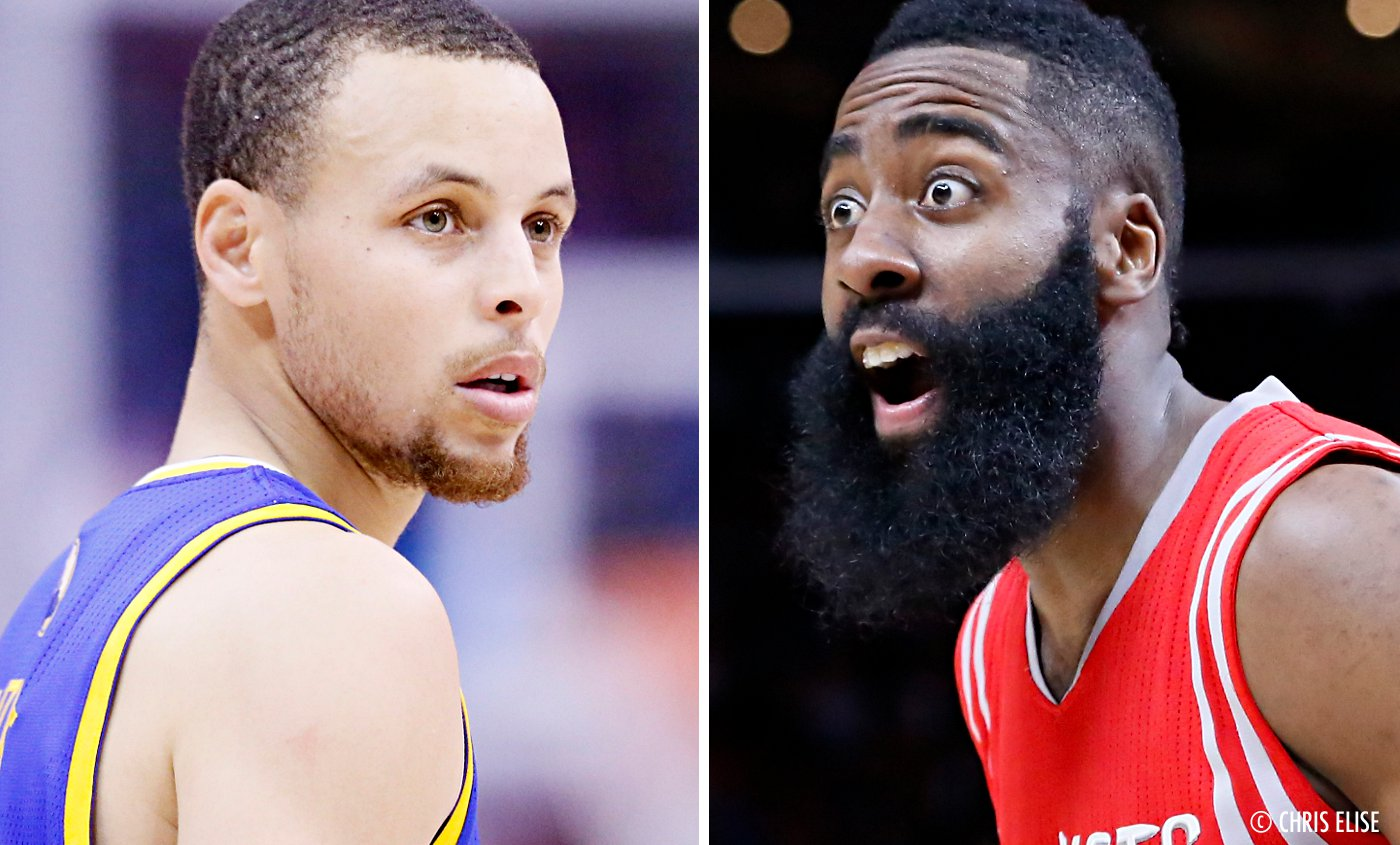 MVP : Stephen Curry choisit James Harden