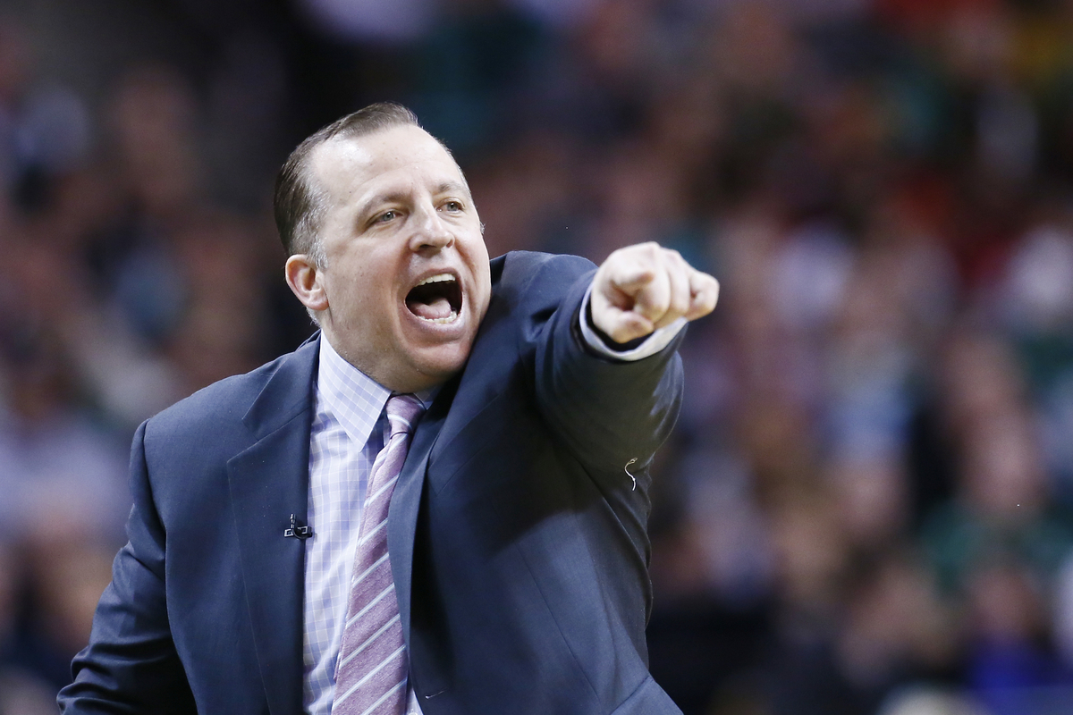 Thibodeau et Van Gundy favoris pour coacher les Knicks ?