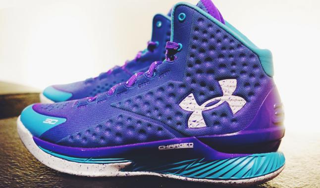 professional sale 9a1ec ab7a1 stephen curry 3 father to son hornets ... 3df8078a16fd