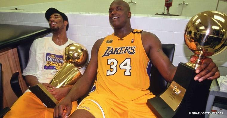 Il y a 20 ans, Shaq et Kobe remportaient leur premier titre et lançaient une dynastie