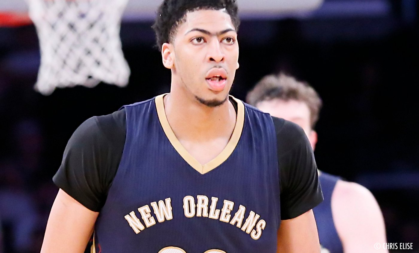 Anthony Davis, le coeur brisé par la mort d'Ingrid Williams