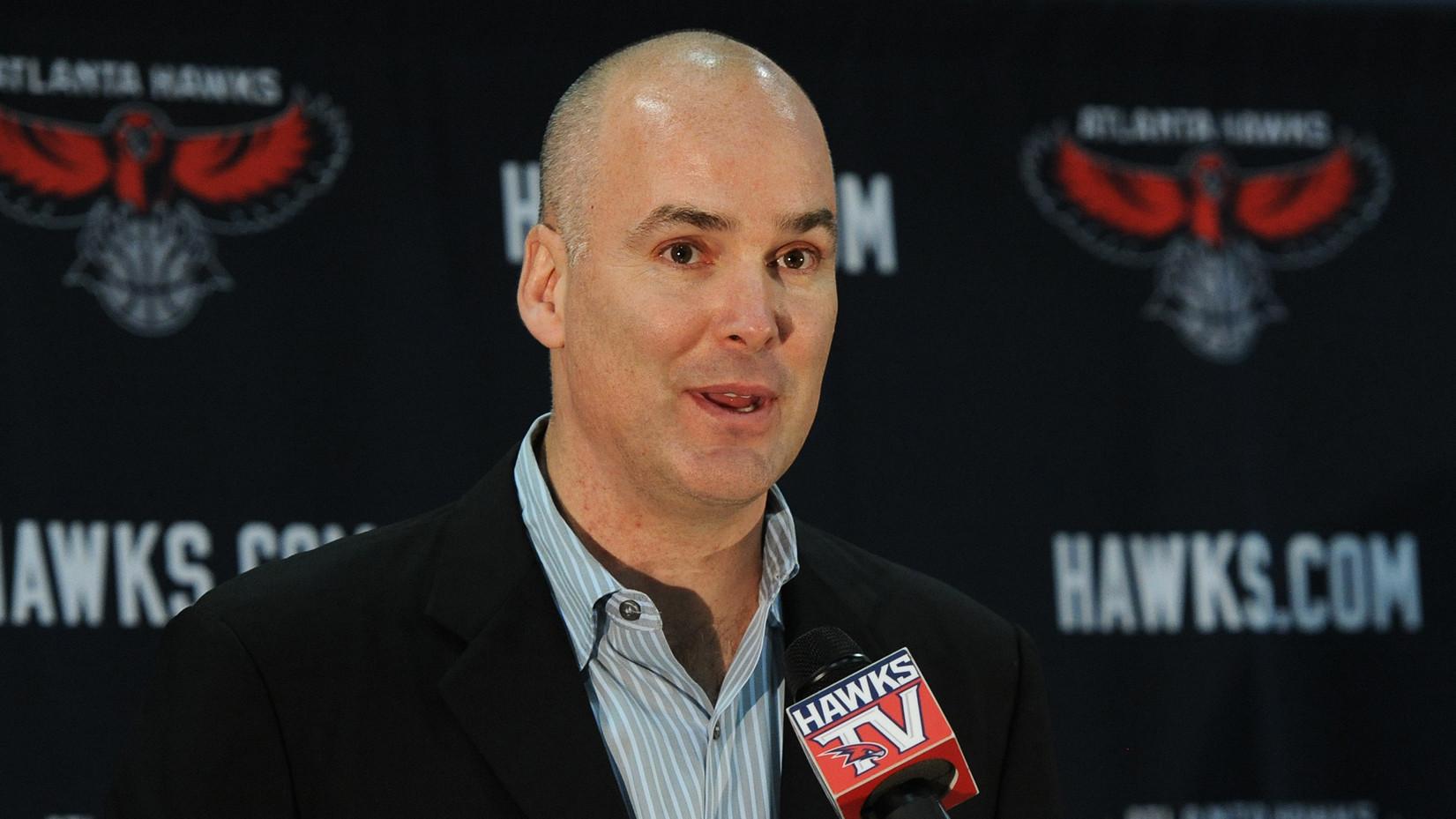 Danny Ferry officiellement écarté des Atlanta Hawks