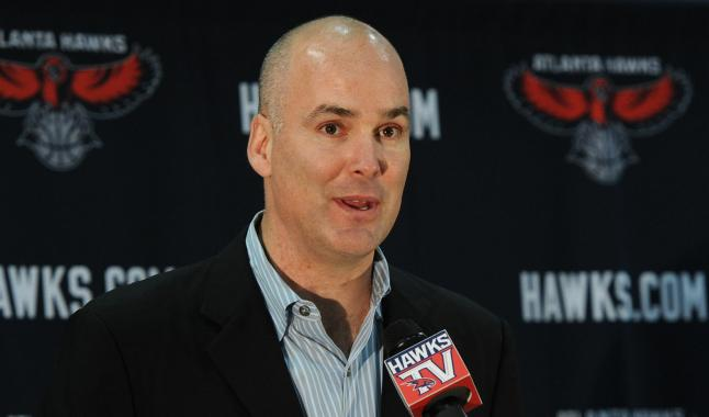 Danny Ferry va assurer l'intérim chez les Pelicans