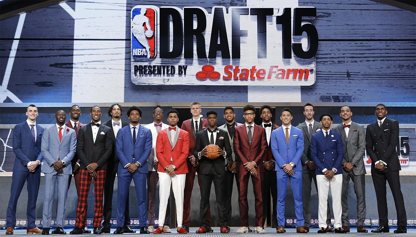 Un top 5 de la Draft 2015 déjà prêt à quitter la NBA ?
