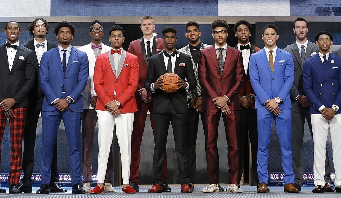 Le tableau complet de la Draft 2015