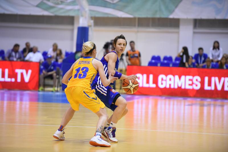 EuroBasket : Sandrine Gruda mène les Bleues vers une première victoire