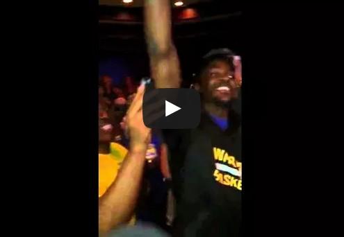 Champions NBA : Quand les Warriors fêtent leur titre dans l'avion
