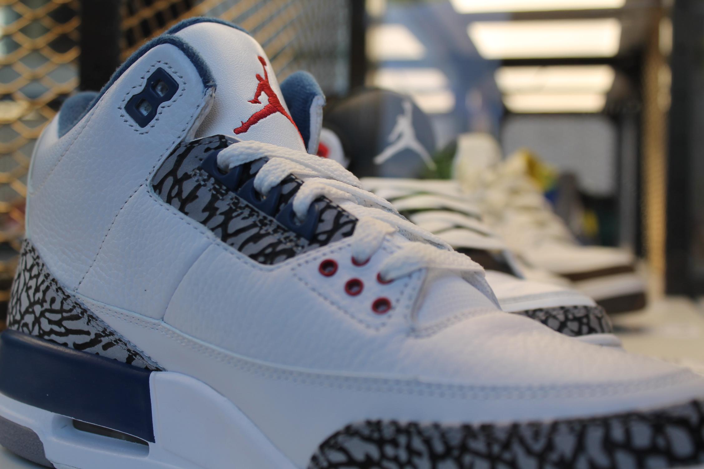 best loved 8ce23 6616a Air Jordan   Histoire d une chaussure mythique – 3ème partie