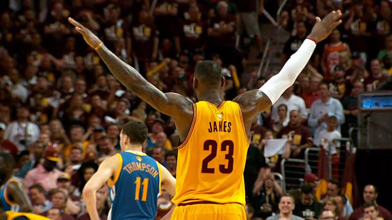 "Gilbert Arenas: ""LeBron, c'est Magic avec les qualités athlétiques de Jordan"""