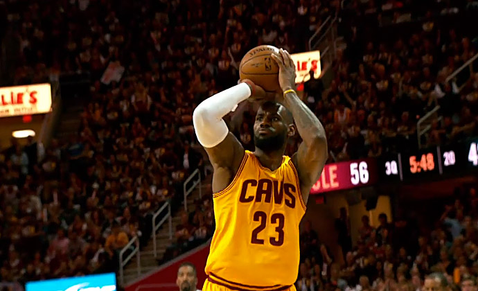 LeBron James battra-t-il le record de shoots ratés ?