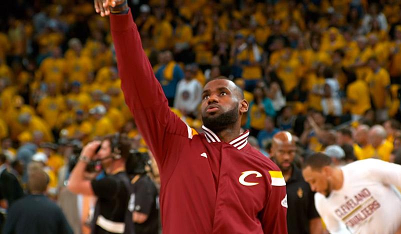LeBron James MVP des Finales en cas de défaite ? La NBA a son avis