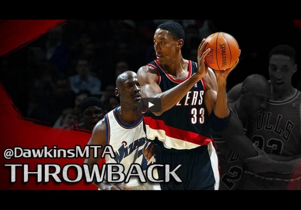 Vintage : Le premier duel fratricide entre Michael Jordan et Scottie Pippen