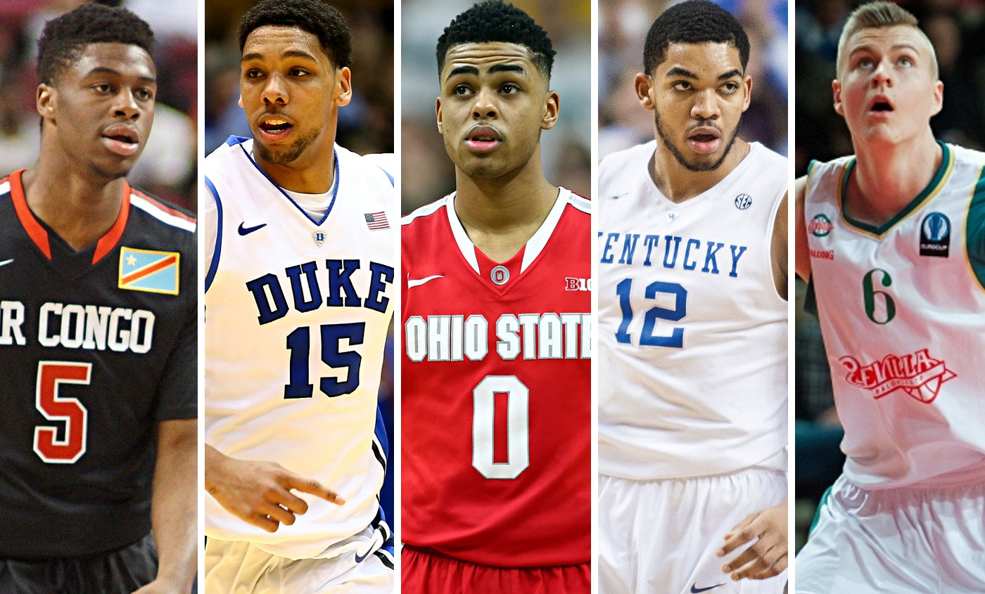 NBA Draft 2015 : la mock draft de BS
