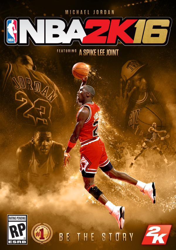 NBA2K16 : Une édition spéciale