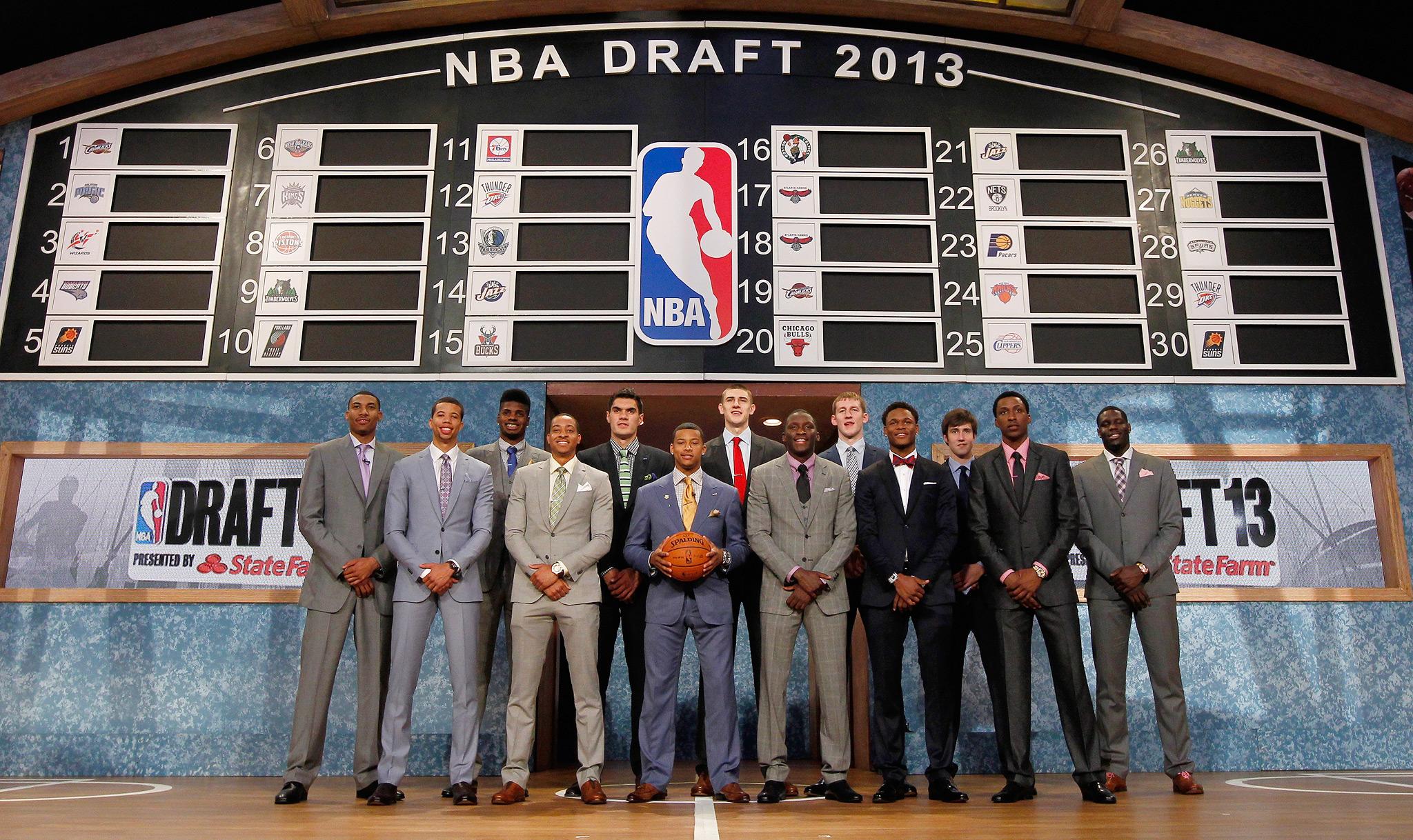 Les probabilités officielles de la Draft 2016