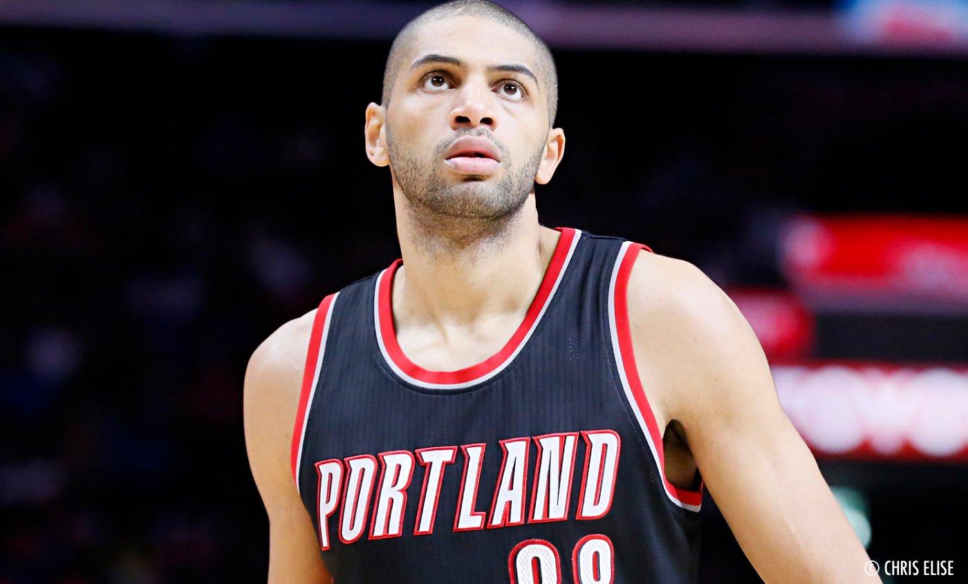 Nicolas Batum fait ses adieux à Portland...