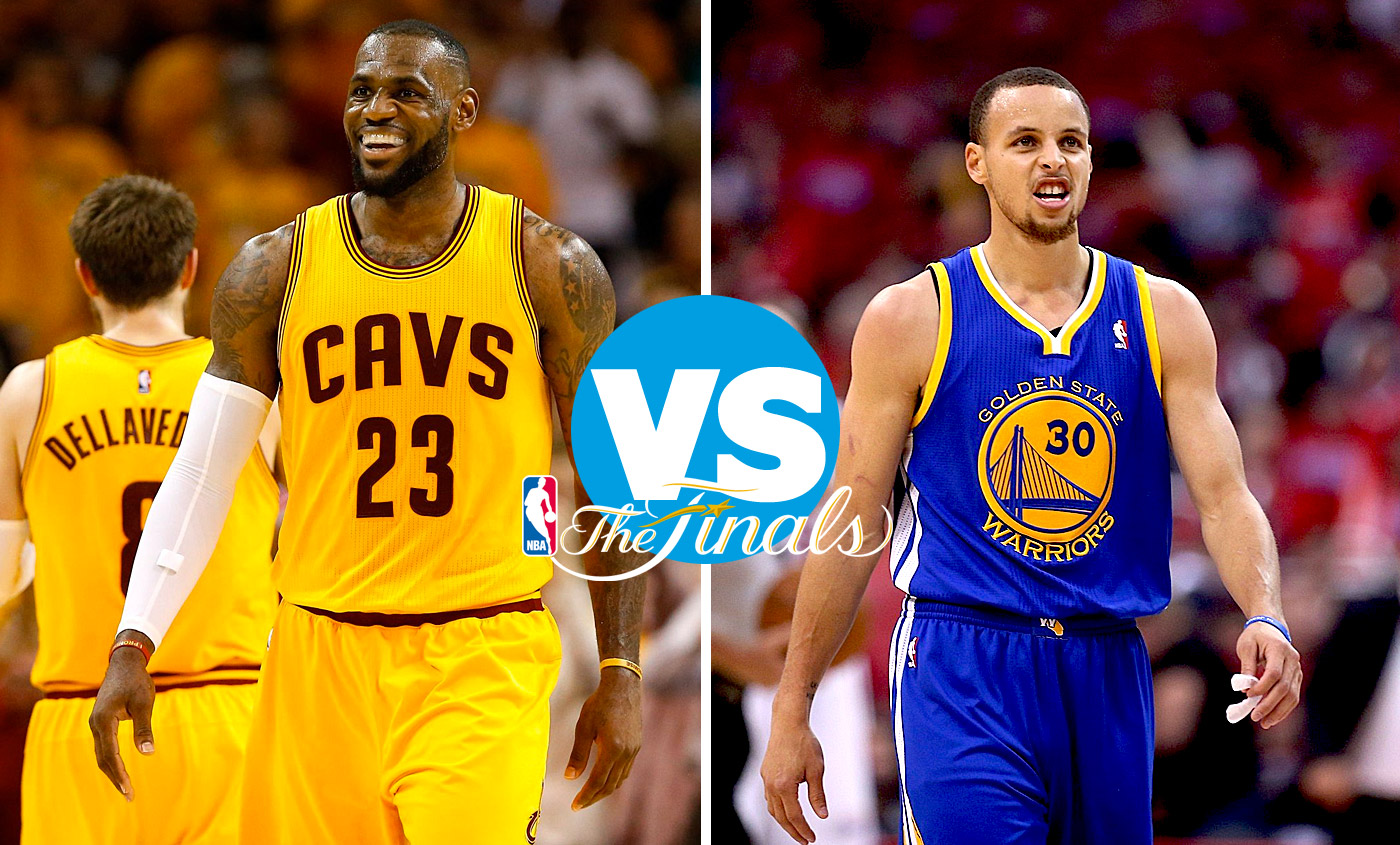 Warriors vs Cavaliers : tout sur les Finales NBA 2015