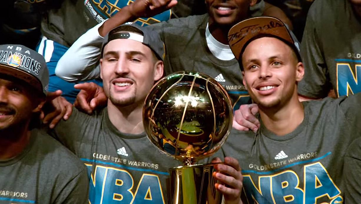 Pat Riley compare le duo Curry - Thompson à deux légendes des Lakers